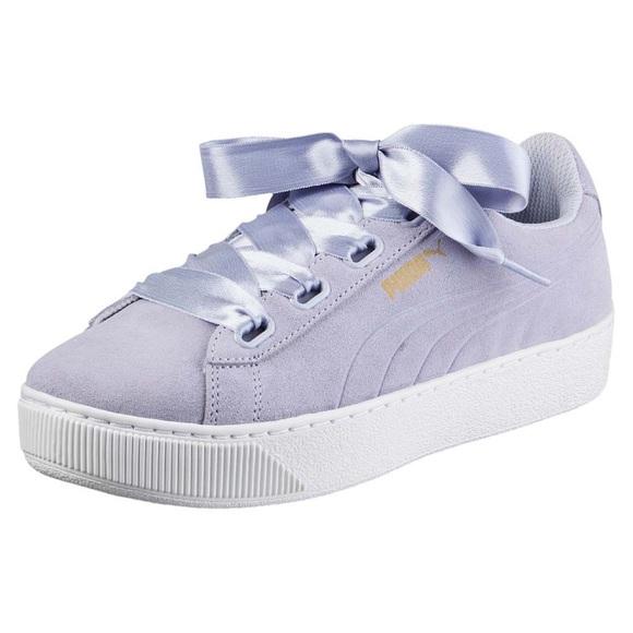 Puma Shoes | Vikky Platform Ribbon